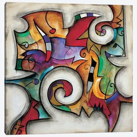 Swirl I Canvas Print #WAU24} by Eric Waugh Canvas Wall Art