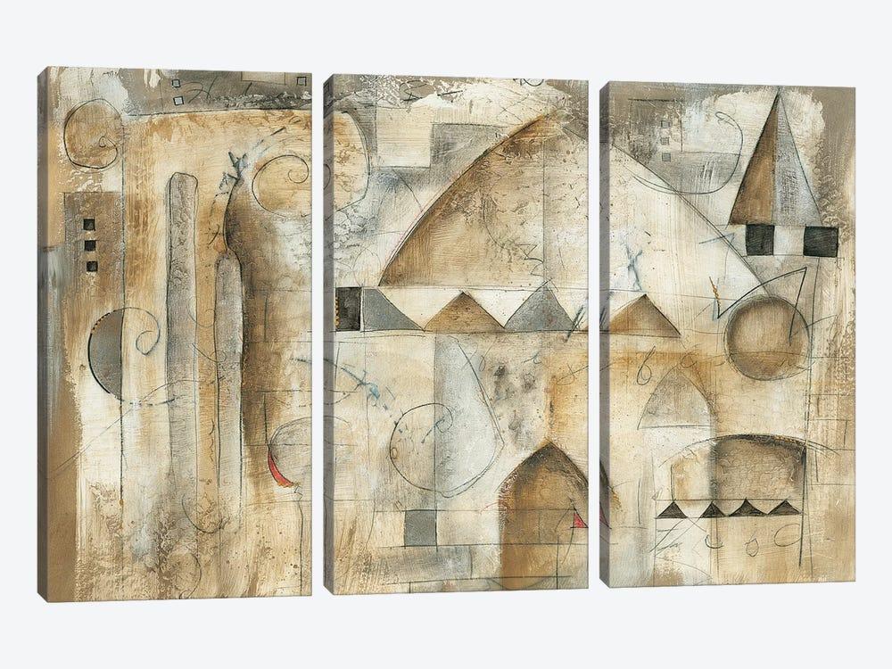 Aurora by Eric Waugh 3-piece Canvas Art