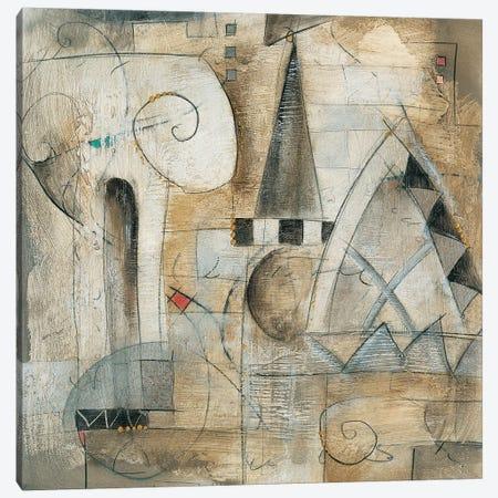 Classica I Canvas Print #WAU5} by Eric Waugh Art Print