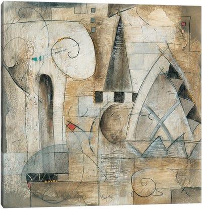 Classica I Canvas Art Print