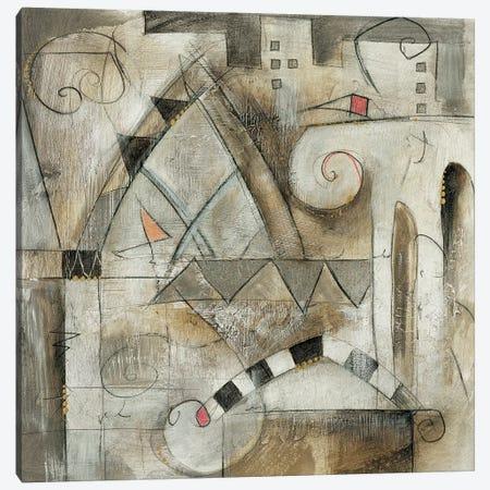 Classica II 3-Piece Canvas #WAU6} by Eric Waugh Art Print