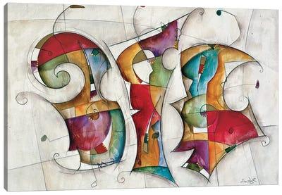 Dance Canvas Art Print