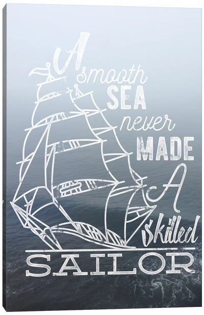 Sailor Canvas Art Print