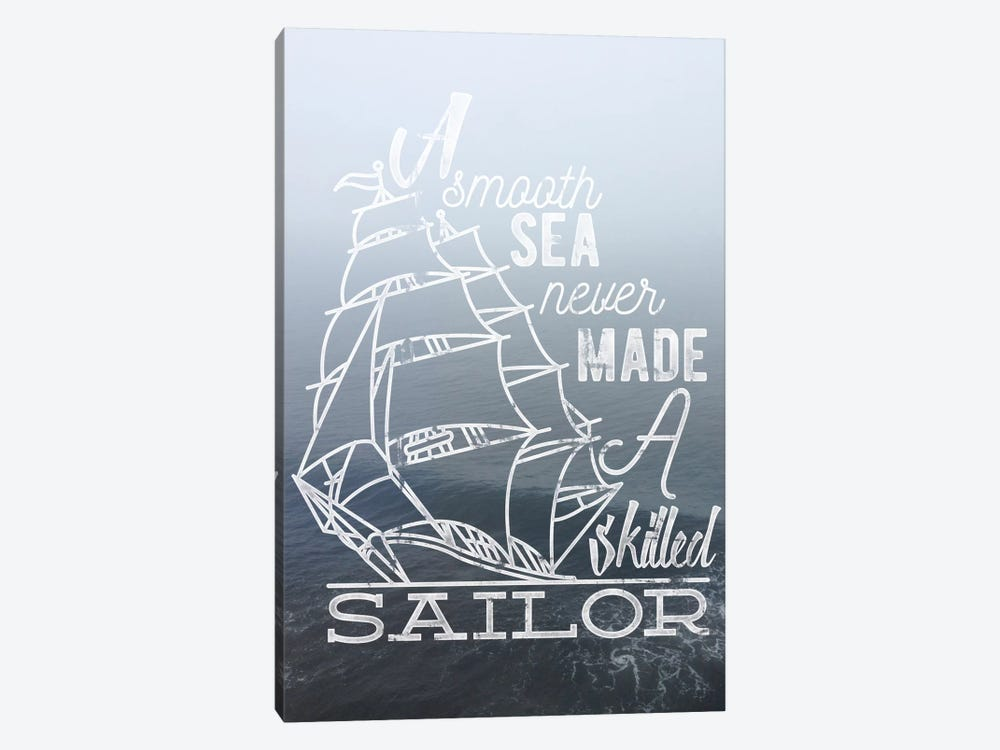 Sailor by 5by5collective 1-piece Art Print