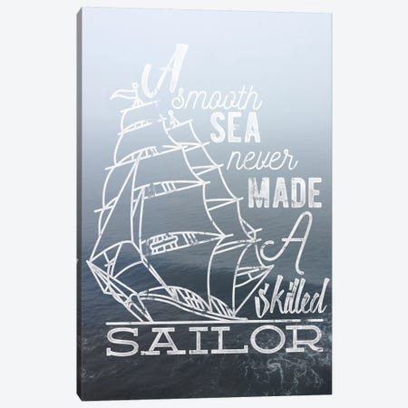 Sailor Canvas Print #WAW4} by 5by5collective Canvas Art Print