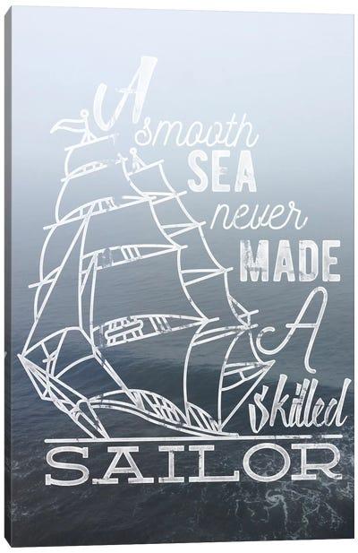 Sailor Canvas Art Print
