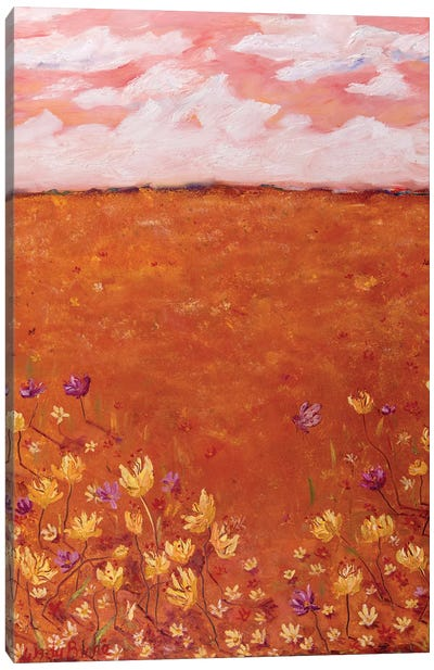 Desert Garden Canvas Art Print