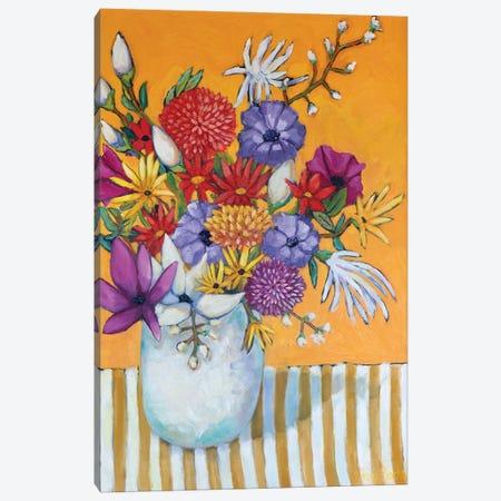 Abundant Bunch Canvas Print #WBC43} by Wendy Bache Art Print