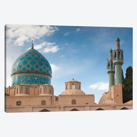 Iran, Mahan, Aramgah-E Shah Nematollah Vali, Mausoleum Of Sufi Dervish Shah Nematollah Vali Canvas Print #WBI84} by Walter Bibikow Canvas Wall Art