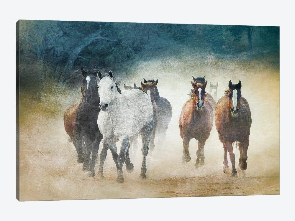 Dust Devils by Wendy Caro 1-piece Canvas Art