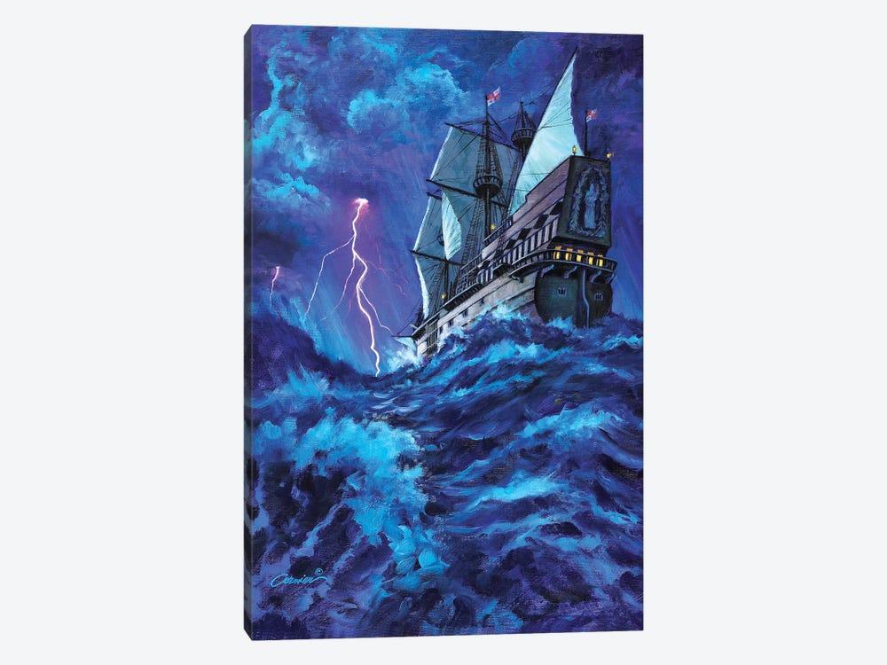 Last Voyage by Wil Cormier 1-piece Canvas Print