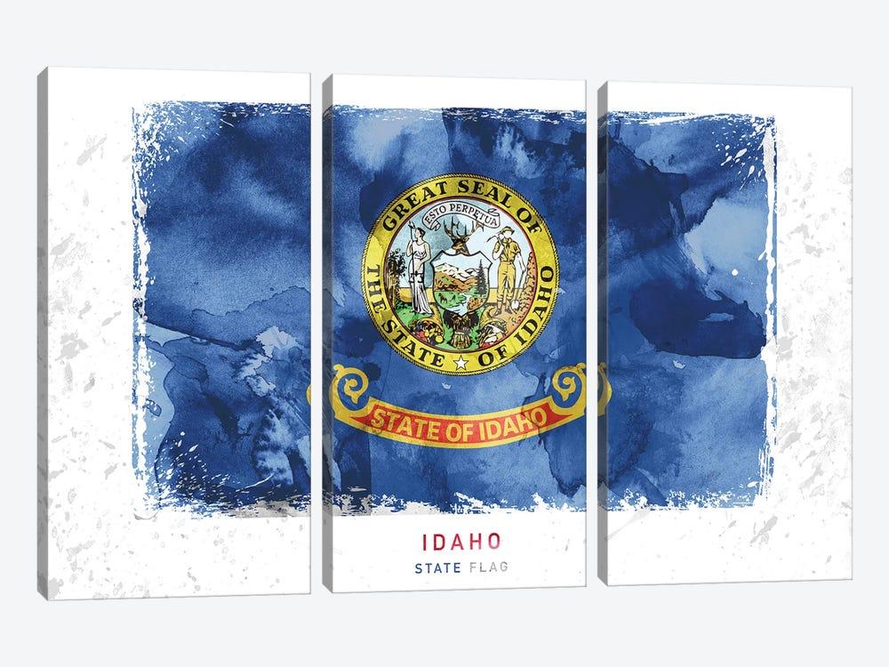 Idaho by WallDecorAddict 3-piece Canvas Art Print