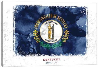 Kentucky Canvas Art Print