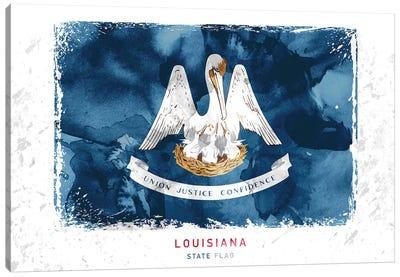 Louisiana Canvas Art Print