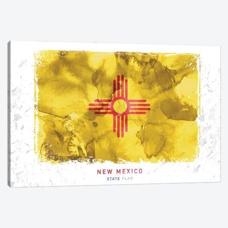 New Mexico Canvas Print #WDA315} by WallDecorAddict Canvas Artwork