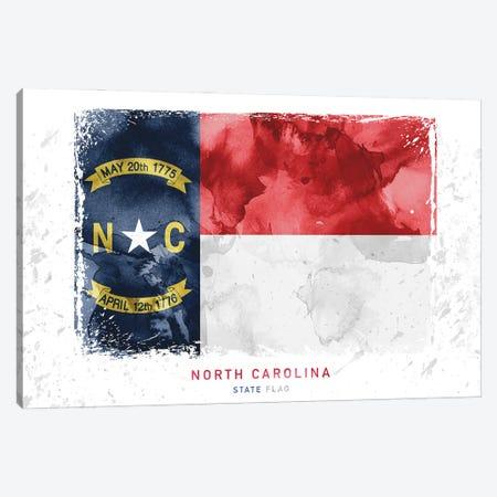 North Carolina Canvas Print #WDA338} by WallDecorAddict Canvas Print