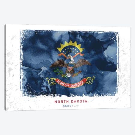 North Dakota Canvas Print #WDA343} by WallDecorAddict Canvas Artwork