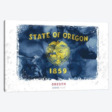 Oregon 3-Piece Canvas #WDA363} by WallDecorAddict Canvas Artwork