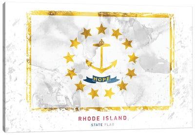 Rhode Island Canvas Art Print