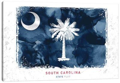 South Carolina Canvas Art Print