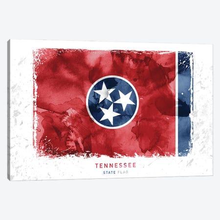 Tennessee Canvas Print #WDA465} by WallDecorAddict Canvas Wall Art