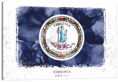 Virginia Canvas Art Print