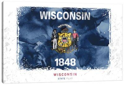 Wisconsin Canvas Art Print