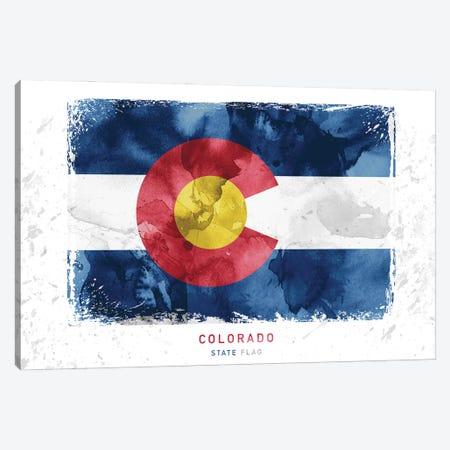 Colorado Canvas Print #WDA79} by WallDecorAddict Canvas Artwork