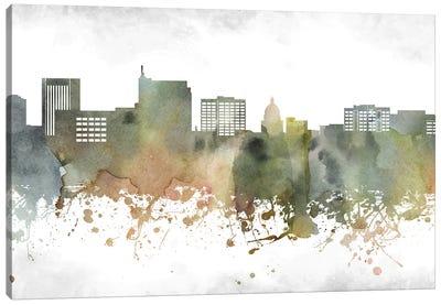 Boise Skyline Canvas Art Print