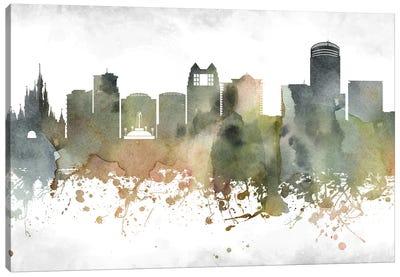 Orlando Skyline Canvas Art Print