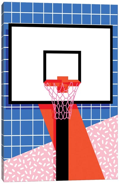 Baller Canvas Art Print