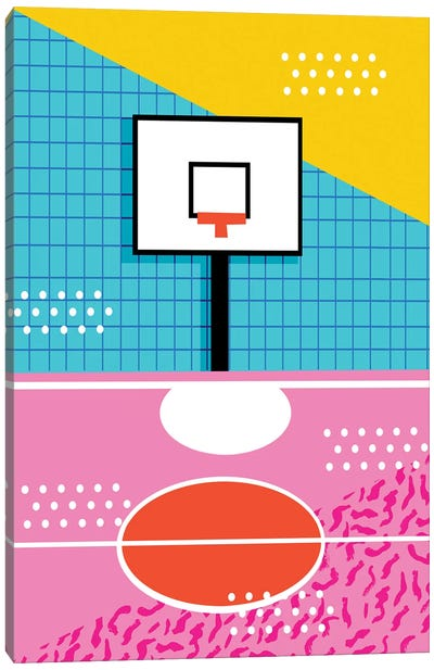 Ballin Canvas Art Print