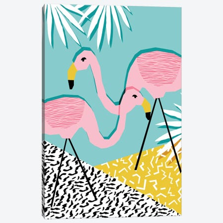 Bro Canvas Print #WDE15} by Wacka Designs Art Print