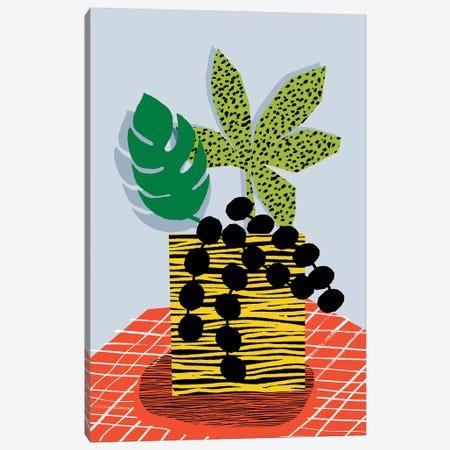 Cheeuh Canvas Print #WDE19} by Wacka Designs Canvas Artwork