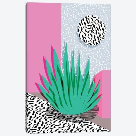 Dag Canvas Print #WDE25} by Wacka Designs Canvas Art