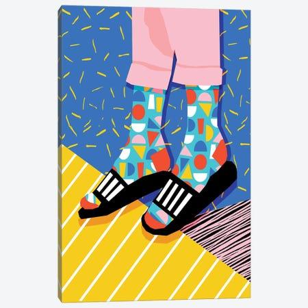 Demo Canvas Print #WDE27} by Wacka Designs Canvas Artwork