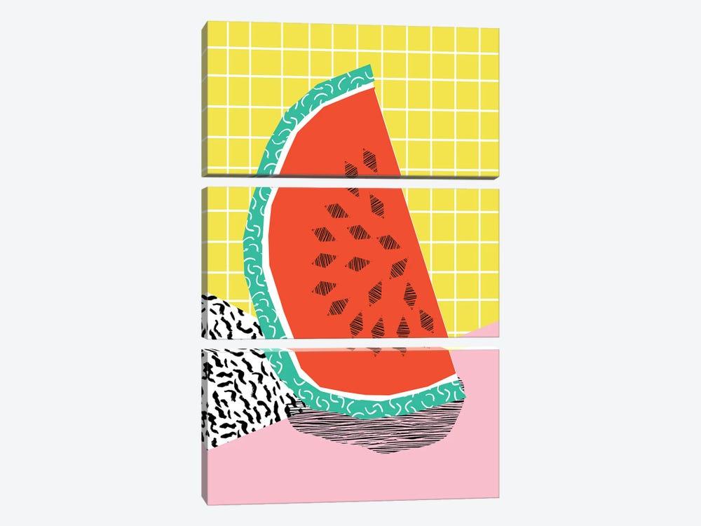 Dyno by Wacka Designs 3-piece Art Print