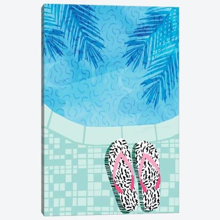 Go Time Canvas Print #WDE36} by Wacka Designs Canvas Art Print