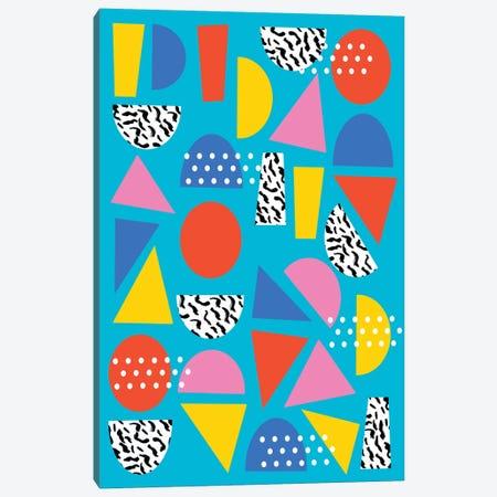 Airhead Canvas Print #WDE3} by Wacka Designs Canvas Artwork