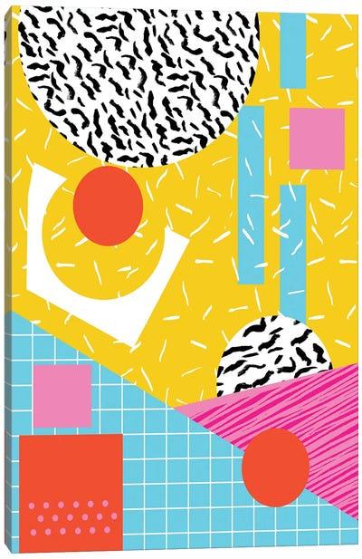 Homefry Canvas Art Print