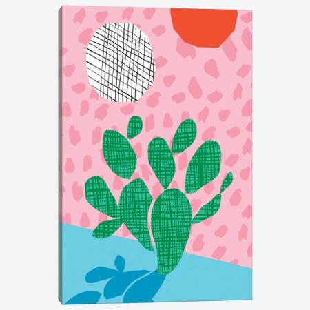 Lampin Canvas Print #WDE49} by Wacka Designs Canvas Print