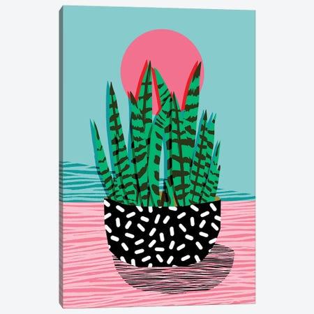 Amped 3-Piece Canvas #WDE5} by Wacka Designs Canvas Print