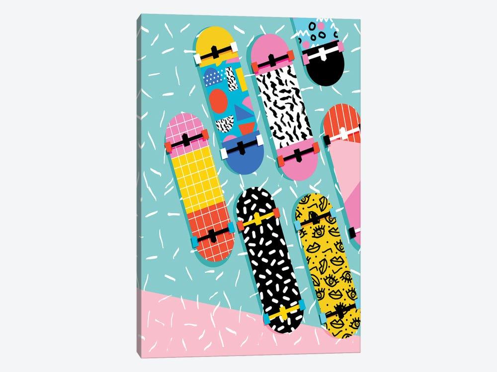 Omigod by Wacka Designs 1-piece Canvas Print