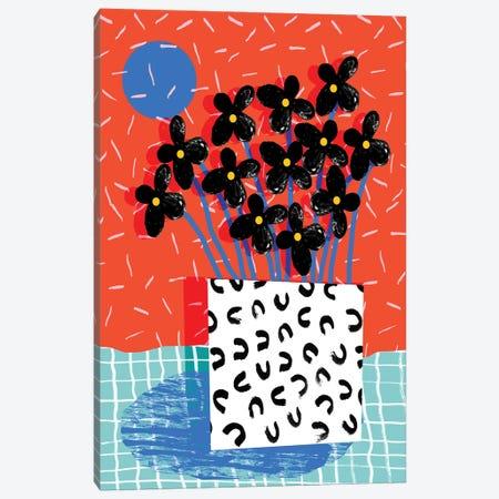 Ayoh Canvas Print #WDE7} by Wacka Designs Art Print