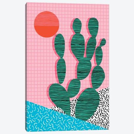 Sup Canvas Print #WDE80} by Wacka Designs Art Print