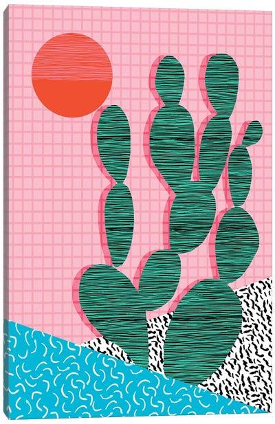 Sup Canvas Art Print