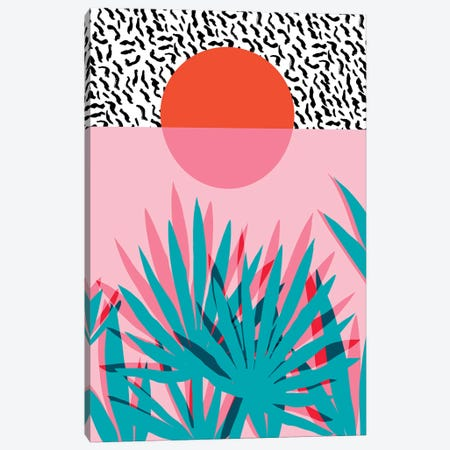 Whoa Canvas Print #WDE89} by Wacka Designs Canvas Art Print