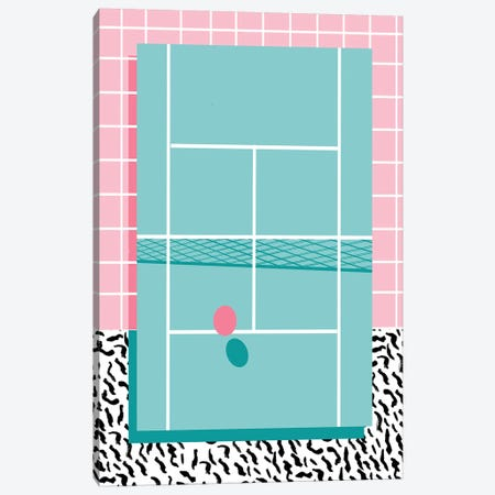 Ballboy Canvas Print #WDE9} by Wacka Designs Canvas Artwork