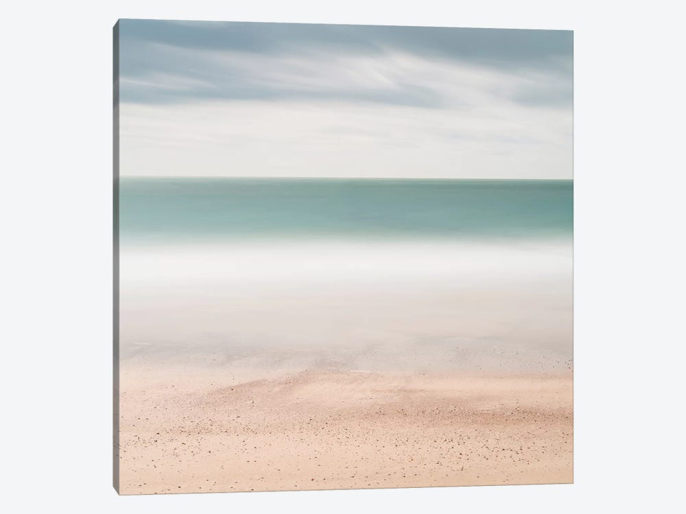 Beach, Sea, Sky by Wilco Dragt 1-piece Art Print