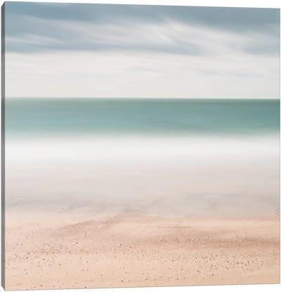 Beach, Sea, Sky Canvas Art Print